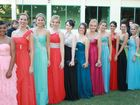 St Ursula's Year 12 students stepped out in style at their formal.