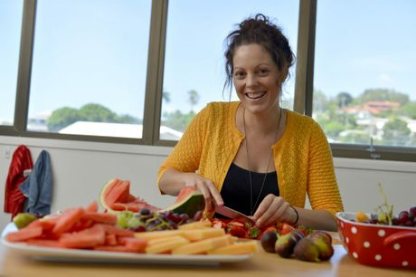 Central Queensland Medicare Local's nutritionist Jacqueline Smith explains the benefits of a vegetarian diet.