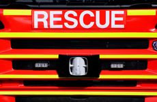 Queensland Fire and Rescue Services were required to extinguish a blaze at a Warwick property in Grafton Street overnight.