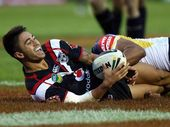 SHAUN Johnson has forged a reputation as an exciting player capable of doing the unexpected.