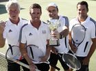 The Mairtown Aces have been crowned Northland's top open men's tennis club for the fourth time in five years.