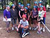 A group of Stratford and New Plymouth young women enjoyed a great day out at the TSB Taranaki Outdoor Pursuits Centre (TSB TOpec) organised by the Taranaki Big Brothers/Big Sisters programme.