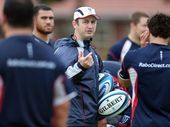 MELBOURNE Rebels coach Damien Hill is off contract at the end of the Super Rugby season, but he might not last that long.