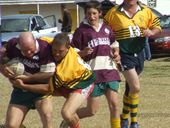 SOME of rugby leagues biggest stars of yesteryear will renew rivalries at Stockland Sunshine Coast Stadium next month.