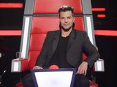 THE VOICE coaching panel has a new dynamic this year, with Ricky Martin adding his Latino charm to the mix.