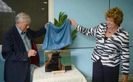 NSW Minister for Health Jillian Skinner opens the Pottsville HealthOne centre