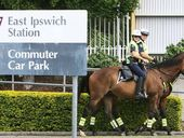 IPSWICH trains will have more security and police under a plan to crack down on anti-social behaviour and fare evasion.