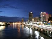 NESTLED along the Brisbane River, in the heart of the city, Mercure Brisbane is preparing to unveil the finishing touches of its multi-million dollar revamp.