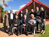 Both days of the weekend have signalled new beginnings and a brighter future for all three iwi of Tauranga Moana.