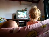 AUSTRALIAN children are spending three times as long staring at screens as they are hitting the books, new research shows.