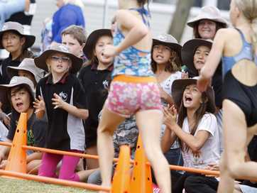 TriKids Triathlon at Whangarei Primary