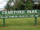 CRAWFORD Park at Alstonville now has something new that's something old.