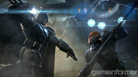 Screens Zimmer 1 angezeig: the new batman game