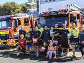 Though unpaid volunteers themselves, the Te Awamutu Volunteer Fire Brigade continues to take 'extra steps' to fundraise for others.