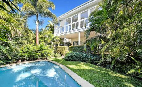 20 Bowman Tce, Sunshine Beach is a private sanctuary with ocean views.