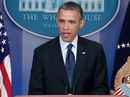 US President Obama speaks on explosions in Boston
