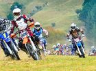 This season's New Zealand Cross-country Championships are evenly poised at the halfway stage