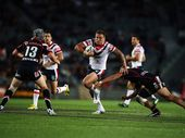 ROOSTERS captain Anthony Minichiello believes teammate Jared Waerea-Hargreaves has been harshly treated for his high shot on Manly's George Rose.