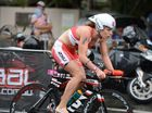 Alexandra Headland's Caroline Steffen claimed third at the Samui tri yesterday, while Noosa's Belinda Granger was third.