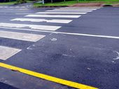 PEDESTRIAN safety is about to be ramped up at the intersection of East St, Mansfield Place and Olga St in Ipswich.