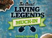Living Legends is a community conservation project that was set up in 2011 to commemorate New Zealand's hosting of Rugby World Cup.