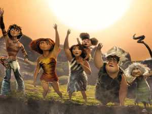 Movie Clip: The Croods 3d