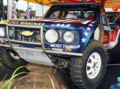 Mickey Thompson's 1975 Chevy LUV is now based in Queensland.