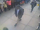 FBI releases CCTV video of Boston blast suspects.