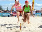 Tight finishes and protests were the order of the day for the finals of the national surf life saving championships at North Kirra.
