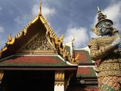 Student Flights has a nine-day tour of Thailand including eight nights' accommodation, eight breakfasts, two dinners, three local ferry trips, sightseeing tours of Phuket, Krabi and Koh Phi Phi and a tour manager from $1069 a person, twin share.