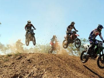 Hervey Bay hosted round three of the Sunshine State MX Championships.