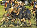 THAT winning feeling is becoming more familiar at Gladstone Rugby Union Football Club after they trounced defending premiers Dawson Drovers on Saturday.