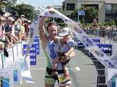The prestigious Port of Tauranga Half triathlon has received further kudos in what will be its 25th anniversary event in January 2014 with confirmation the iconic race will again carry National Long Distance Championship status and World Championship qualification.