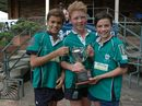 A group of Under 12 rugby union players are making their mark on a national sporting stage.