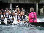 The Boobops breast-cancer dragon-boat team have capped an amazing season, winning their third consecutive national championship title.