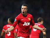 IT was a goal of such ruthless brilliance that with one swish of his left foot, Robin van Persie settled the argument once and for all for Manchester United.