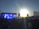 Apparent meteor appears at concert in Argentina
