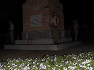 Warwick residents gather to honour the sacrifices of our nation's fallen at Anzac Day ceremonies.