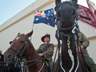 Anzac Day commemorations on the Coffs Coast.