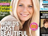 GWYNETH Paltrow has been named the World's Most Beautiful Woman by People magazine.