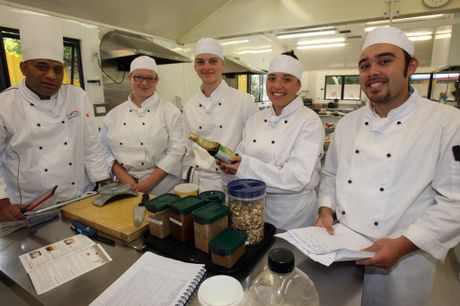 First time competition success in Hawkes Bay's Salon Culinaire.