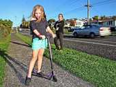 Tauranga parents are divided on whether to let their children walk to and from school after a spate of abduction attempts in the area.