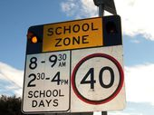 CHILDREN across Ipswich return to school today, prompting RACQ's call for motorists to take extra care on the roads.