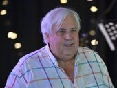 CLIVE Palmer is not surprised by reports of electronic spying by clandestine agencies.