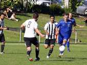 Tauranga City United had to settle for a disappointing 3-3 draw with Northern League Division Two strugglers Manukau City after a disappointing second half at Links Avenue yesterday.