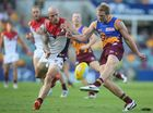 BRISBANE Lions recruit Brett Maloney would have put a big red circle around Sunday's match-up against Melbourne the day the AFL released its draw last year.