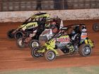 Baypark Speedway produced a racing surface full of vicious ruts and deep holes for its season finale on Saturday night.