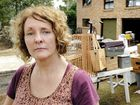 KAREN Prestidge and her family were cleaning up again on Monday after a burst water main flooded their home for the second time in 11 days.