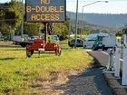 EXTENSIVE delays on the Toowoomba range have led to fears of significant damage to other Lockyer Valley roads as motorists try to avoid the congestion.