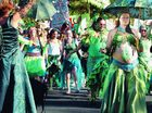 VARIETY is the word for this year's Musical MardiGrass, with local and interstate artists performing hip-hop, indie, rock and reggae this weekend at Nimbin.